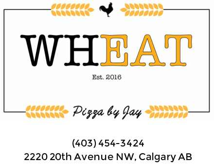 Wheat: Pizza by Jay